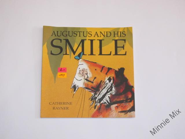 Kniha Augustus and his smile