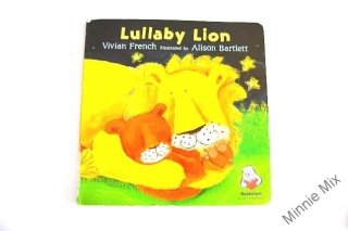 Vivian French : Lullaby Lion