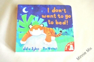 Julie Sykes: I don;t want to go to bed