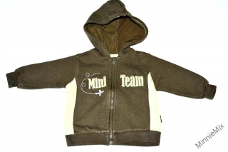 Mikina Mini Team