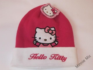 Čiapka Hello Kitty- OUTLET